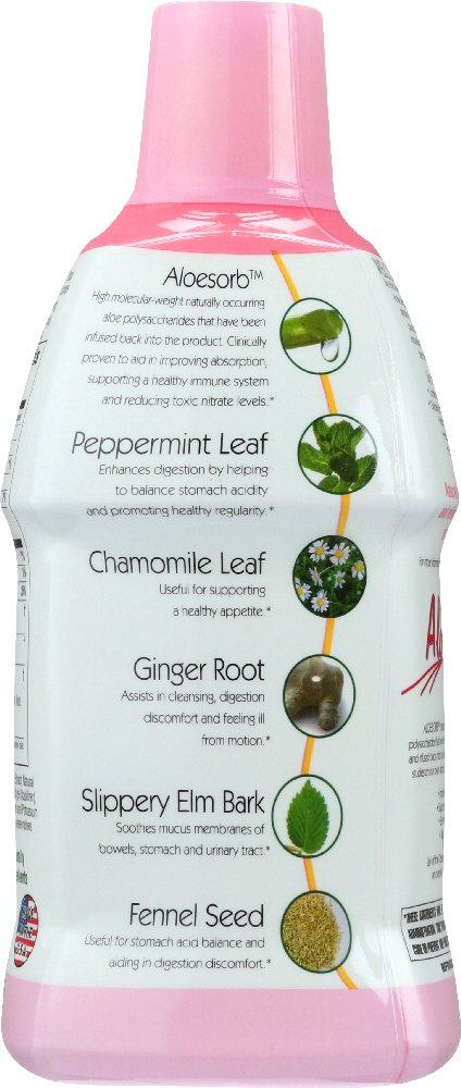 Lily of The Desert Aloe Herbal Stomach Formula 32 Fluid Ounce: Amazon.es: Salud y cuidado personal