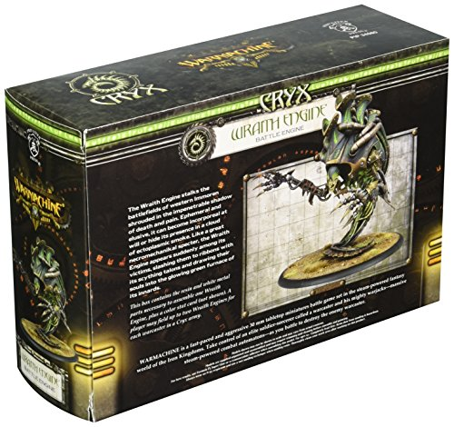 Privateer Press - Warmachine - Cryx: Wraith Battle Engine Model Kit 4