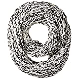 Bickley & Mitchell Women's Infinity Knit Scarf, Linen Twist, One Size