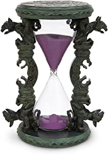 Disney The Haunted Mansion Hourglass Purple
