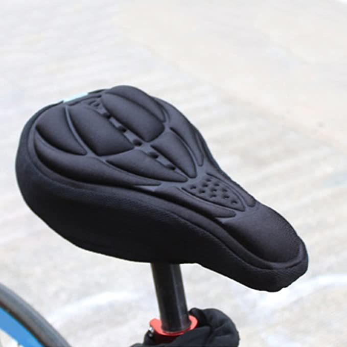 Cyclisme Vélo 3d Silicone Gel Pad Seat Selle Couverture Coussin ...