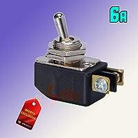 Chave Alavanca Metal L/d 6a Cs-301d Mb1p1 Margirius Margirius No Voltagev
