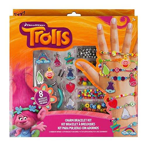 Trolls Charm Bracelet Kit Only $12.99