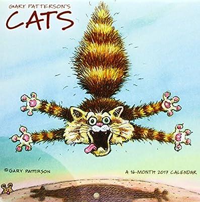 Gary Patterson's Cats 2017 Calendar