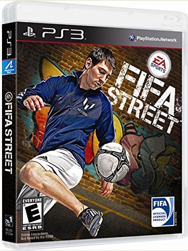 fifa street 3 - 2