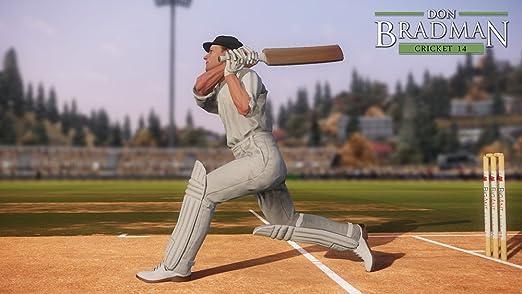 Amazon.com: Don Bradman Cricket 14 (PS3): playstation 3 ...