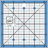 "June Tailor JT-726 4 1/2"" Square Ruler"