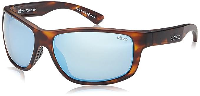 2ed6752c67a Revo Eyewear Sunglasses Baseliner Matte Dark Tortoise Polarized Terra