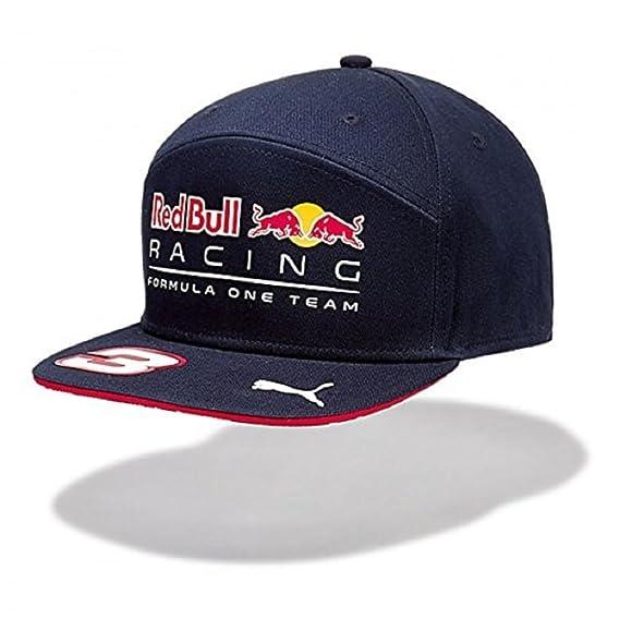 558f2d85d97 Red Bull Racing F1 Daniel Ricciardo Kids Cap 2017  Amazon.co.uk  Clothing