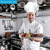 ipekar Chef Hat, 2PCS Adult Premium Adjustable