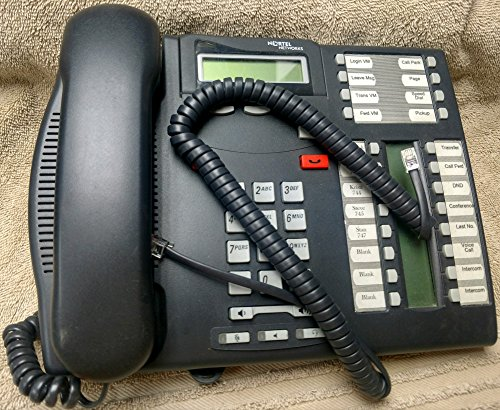 Buy nortel phone cord black
