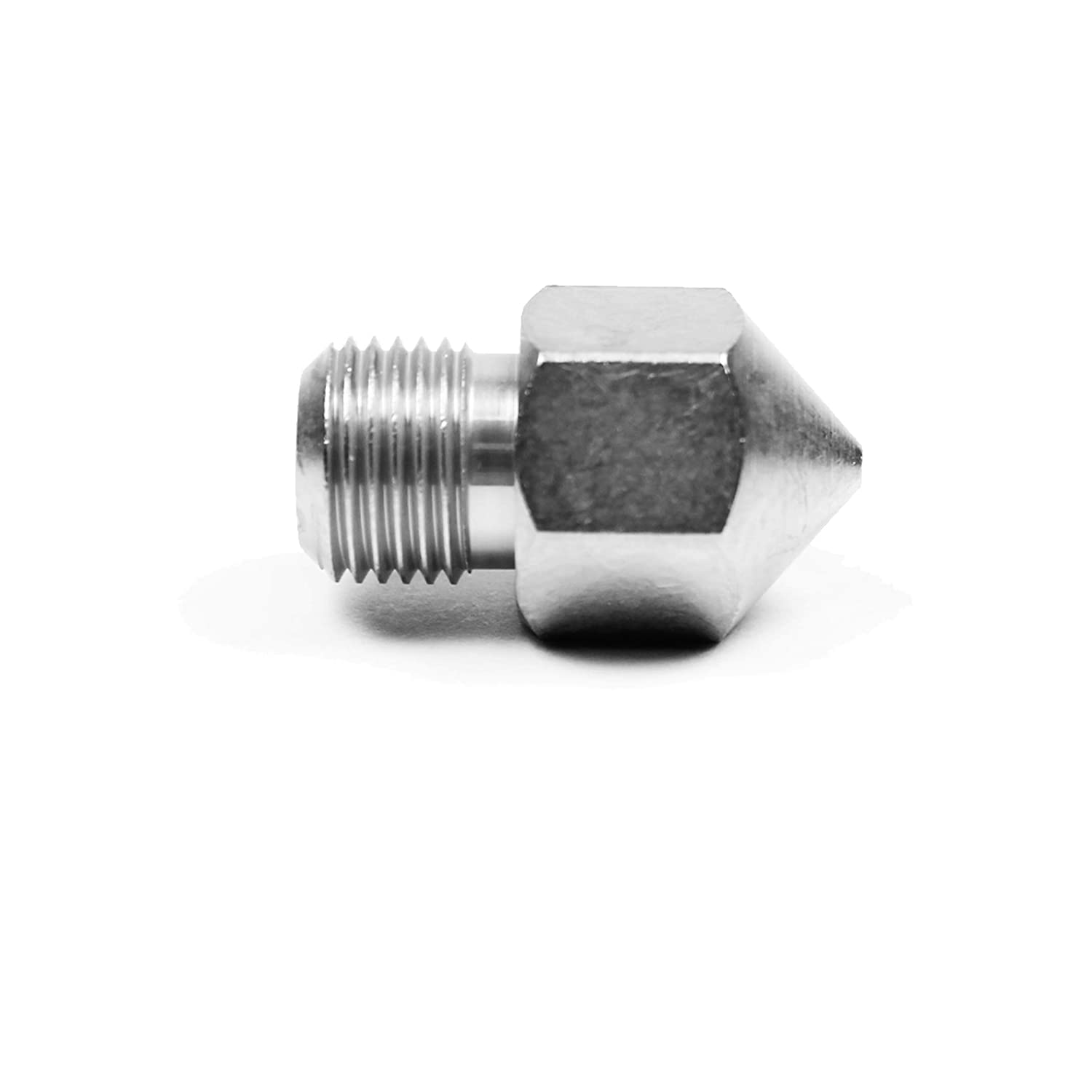 Amazon.com: Micro Swiss Plated Wear Resistant Nozzle for WANHAO Duplicator 5 Series .4mm: Industrial & Scientific
