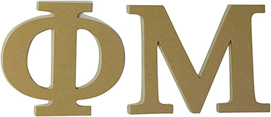 "Large Small 6/"" Wooden Letters and Numbers 7.5/"" Wall Decor Art Crafts"