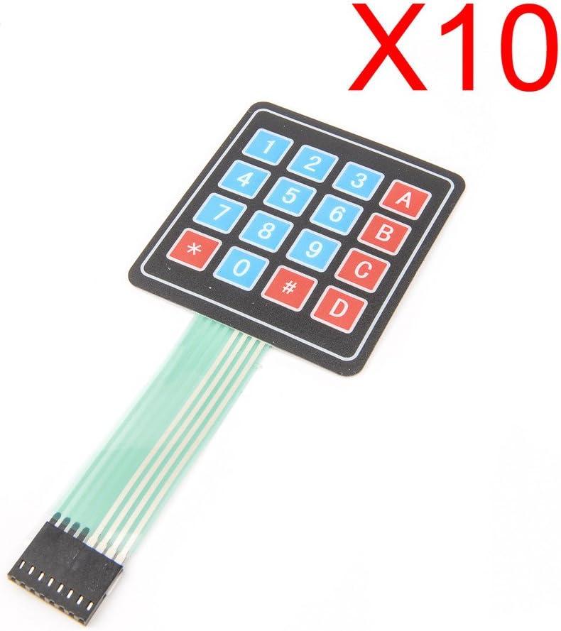 1PCS 4*4 4 x 4 Matrix Array 16 Key Membrane Switch Keypad Keyboard for Arduino