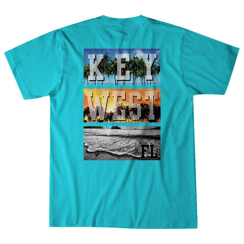 Island Jay Living Life in Key West T-Shirt