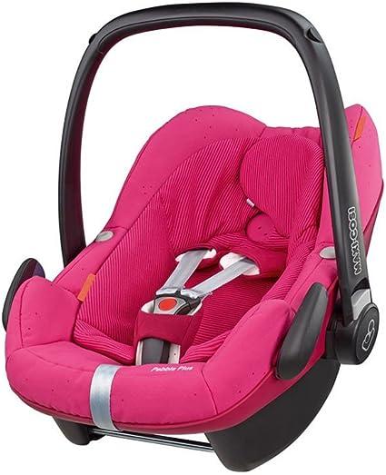 Maxi Cosi Pebble Plus Baby Carcasa I de Size rosa rosa (berry pink ...