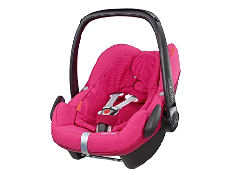 Maxi Cosi Pebble Plus Baby Carcasa I de Size rosa rosa ...