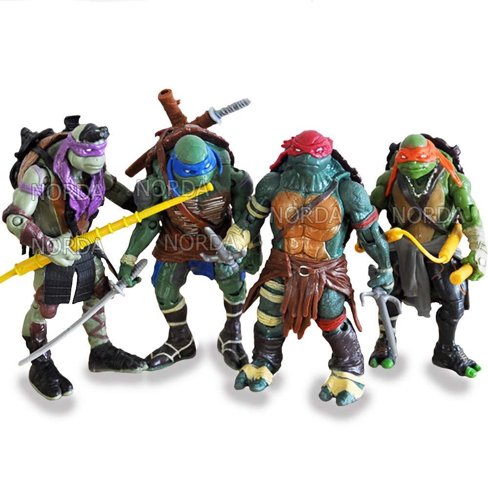 Ninja Turtles Action Figure TMNT Collection