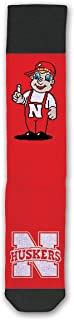 product image for Freaker USA - Nebraska Cornhuskers Freaker Feet Socks - University of Nebraska
