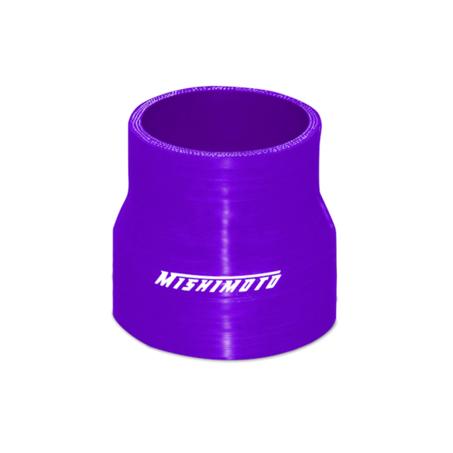 Mishimoto MMCP-2530PR 2.5' to 3' Silicone Transition Coupler, Purple