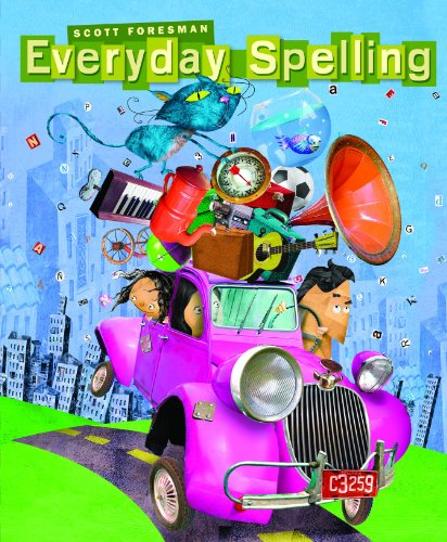 SPELLING 2008 STUDENT EDITION CONSUMABLE GRADE 8