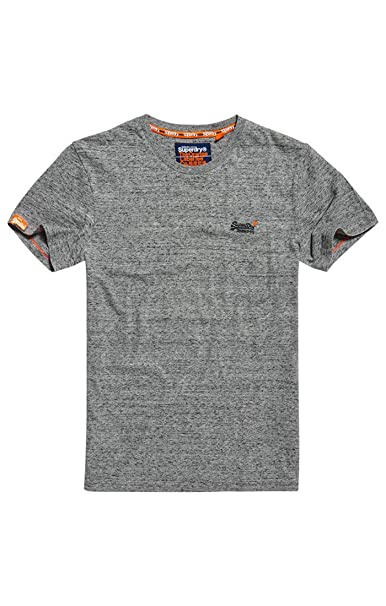 f0aae025a5cf4 Superdry Men s Orange Label Vntge Emb S S Tee Kniited Tank Top ...