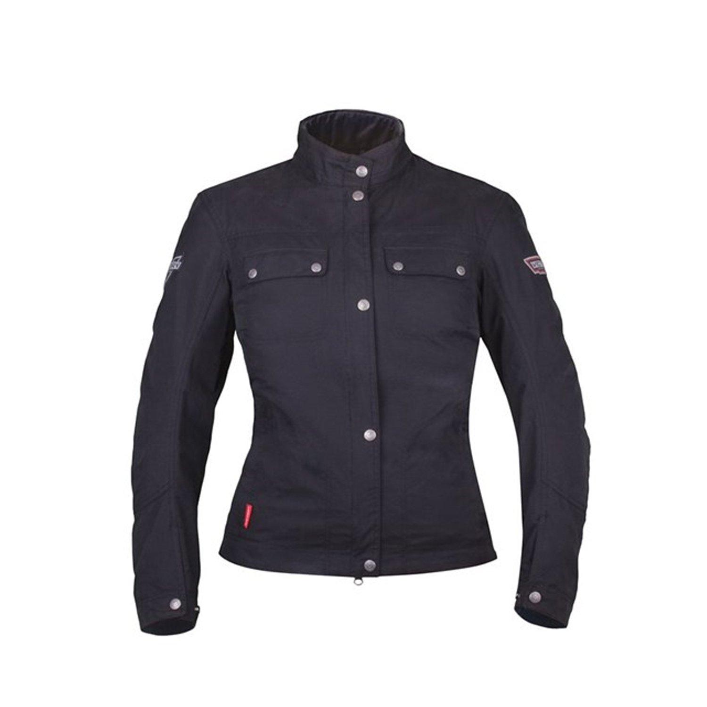 Victory Motorcycle Women's Skye Jacket- Black X-Large