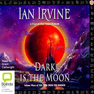 Dark Is the Moon Audiobook