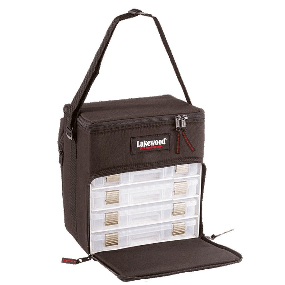 4 Tray Upright Tackle Box by Lakewood