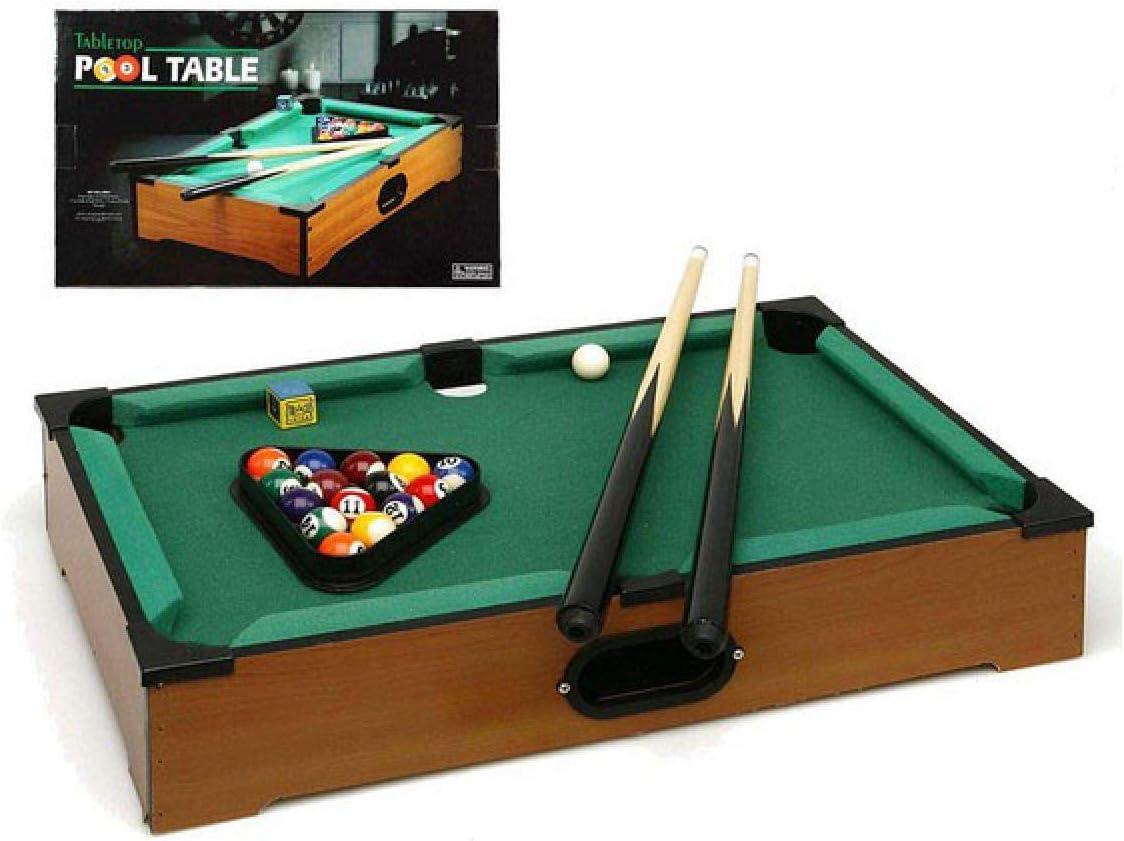 C.Billar Madera 51x31x9.5: Amazon.es: Juguetes y juegos