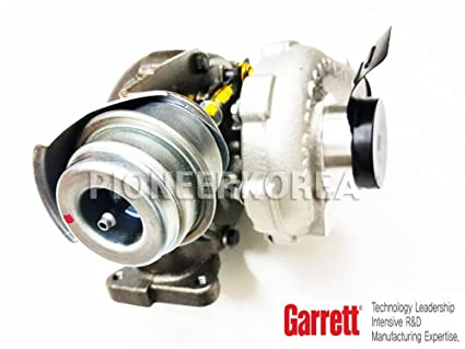 OEM Garrett Turbo Charger 28201-2A400 282012A400 for Hyundai Tucson