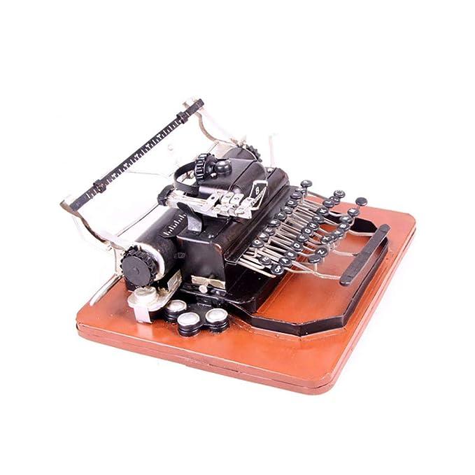 Adornos Modelo Retro De La Máquina De Escribir, Decoraciones Caseras De Los Apoyos De La Fotografía, Convenientes Para Los Cafés De La Oficina En Casa, ...