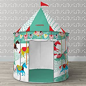 Kids Tent HAOCOO Pop Up Baby Toys Play Tent House Princess Prince House Castle Outdoor & Amazon.com: Kids Tent HAOCOO Pop Up Baby Toys Play Tent House ...