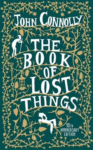 book cover of The Book of Lost Things