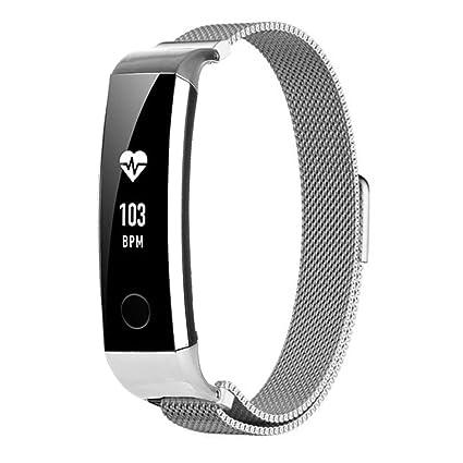 Para HUAWEI Honor 3 correa de banda de reloj inteligente pulsera, Y56 nueva moda reloj inteligente ...