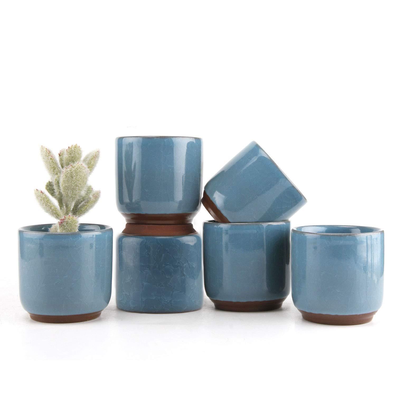 Spigo Contemporary UV-Protected Resin Flower Pot,10-Inches, Red