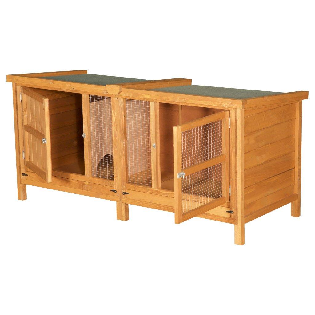 Conejera XL de 1,8 m para exteriores de Chartwell: Amazon.es: Productos para mascotas