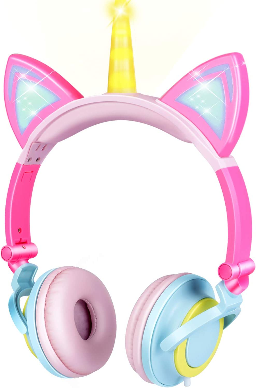 this is one of the best headphones for the kids school and also one of the best headphones for the toddlers this is look like cat this is a also a toy headphones