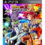 Dragon Ball Z Battle of Z - PlayStation 3