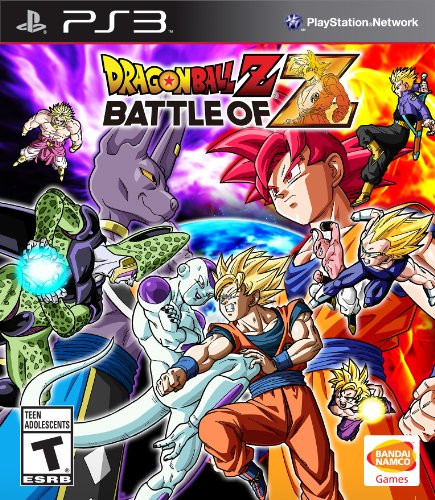 Dragon Ball Z: Battle of Z - Playstation 3 (Dragon Ball Z Vita)