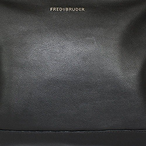 FredsBruder Best Habit Bolso negro