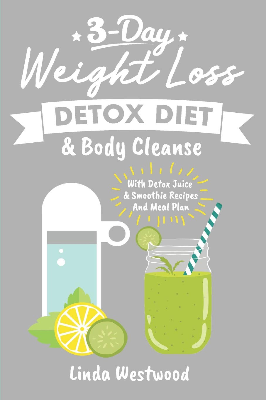Detox Weight Cleanse Smoothie Recipes product image