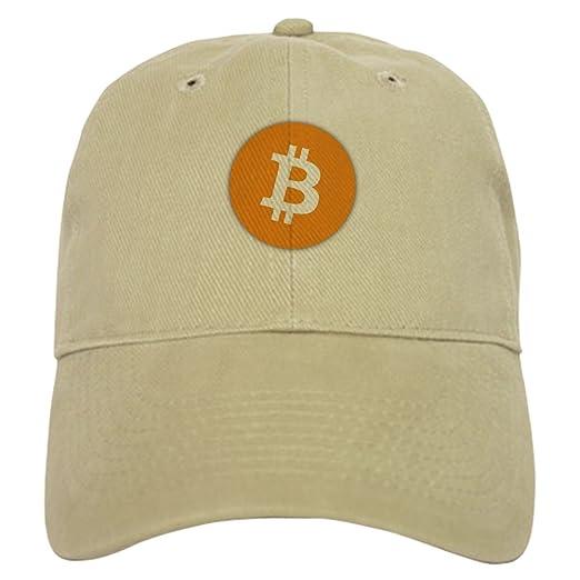 CafePress - bitcoin Baseball Cap - Baseball Cap with Adjustable Closure 4ed98ce0d035