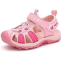 JIANKE Sandalias para niño Deportivas Zapatillas Trekking Zapatos