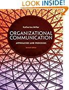 #4: Organizational Communication: Approaches and Processes (MindTap Course List)