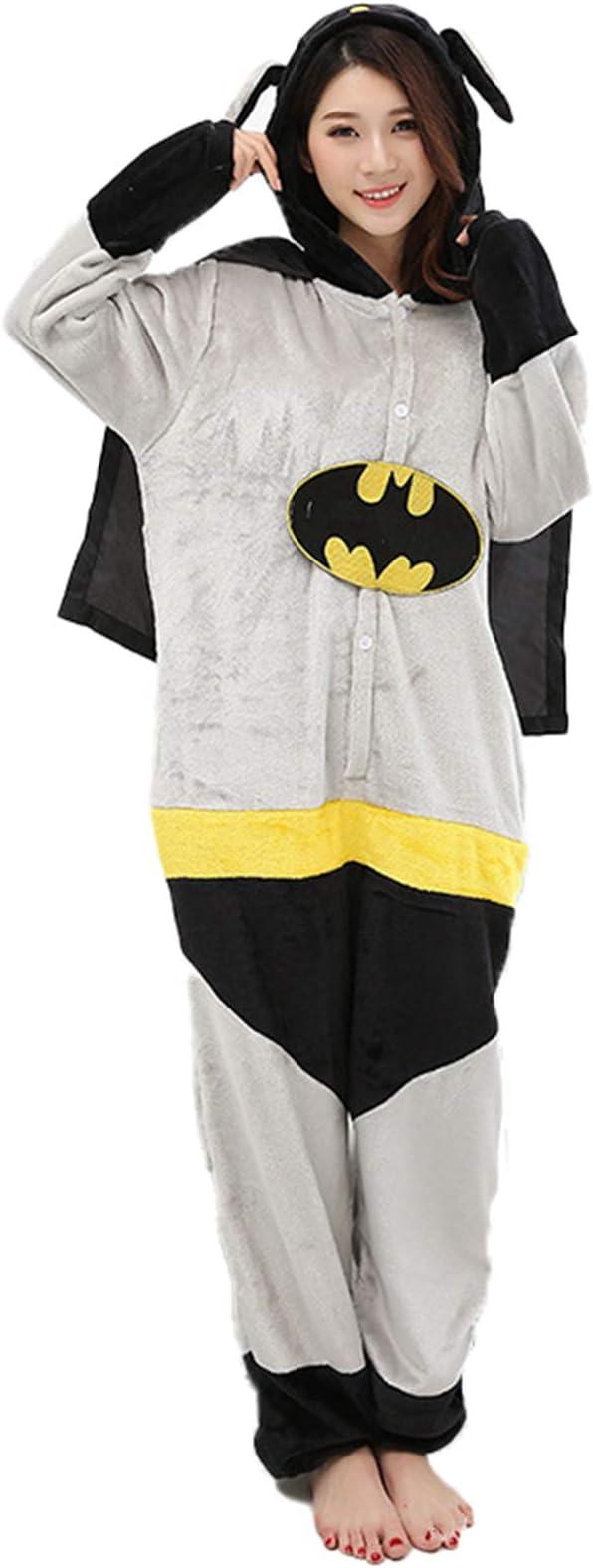 JXILY Pijama de Animales, Anime One Piece Pijamas Batman ...