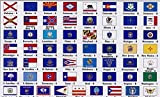 SET-OF-50-2x3-STATE-FLAGS-UNITED-STATES-COMPLETE-ALL-US-STATES-2x3-FT-