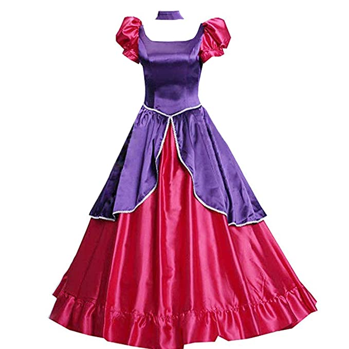 Amazon.com: AGLAYOUPIN - Disfraz de Anastasia para adulto ...