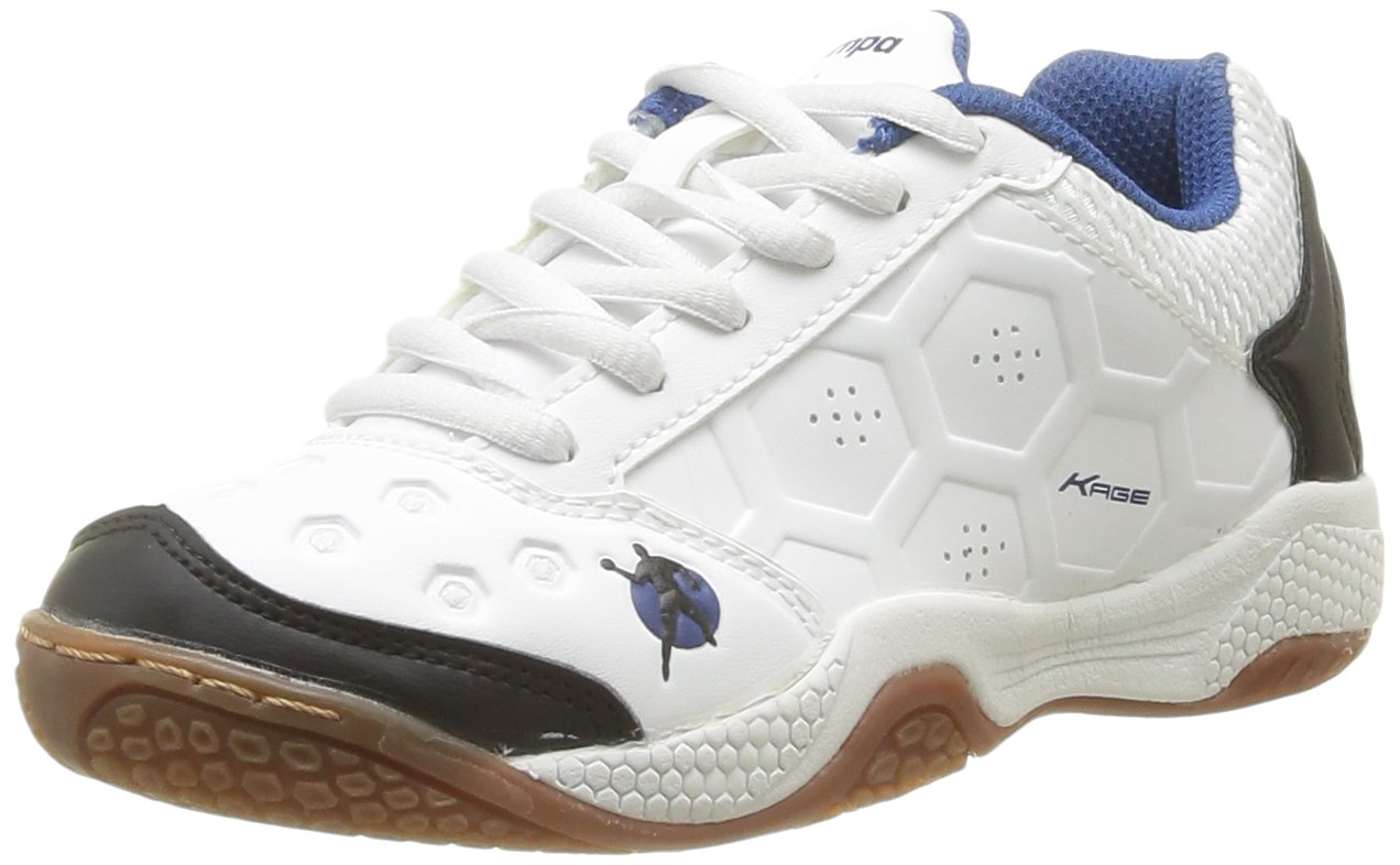 Kempa Kage Junior 200834901 - Zapatillas de deporte para niños color blanco talla 28