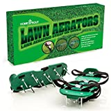 Aerating Your Lawn Lawn Aerator Sandals for Easy Aerating of Your Lawn, Aerator Shoes